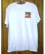 Earl Scruggs Concert T Shirt Huck Finns Bluegrass Jubilee 2004 Dillards - $119.99