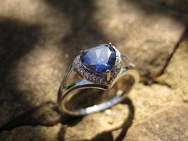 Haunted Blue Lava Djinn Love Binding Ring Moonstar7spirits - $88.88