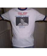 GEORGE STRAIT CONCERT T SHIRT VINTAGE 1982 FRESNO CALIFORNIA - $164.99