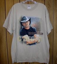 Keith Anderson Concert Tour T Shirt 2008 C'mon - $39.99