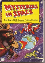 DC Mysteries In Space The Best Of DC Science Fiction Comics Fireside 198... - $39.95