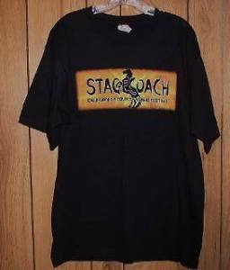 Primary image for Keith Urban Sugarland Concert T Shirt Stagecoach 2010
