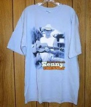 Kenny Chesney Concert Tour T Shirt 2005 Road And Radio - $39.99