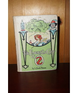 The Emerald City of Oz by L Frank Baum, published by Reilly & Lee 1910 - $71.47