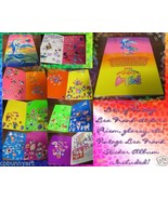 Vintage Lisa Frank Sticker Book - Dolphins Rainbow Pages w Vintage LF St... - $25.99