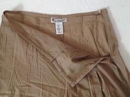 Womens Ventilo La Colline very lightweight light brown pants size 12 image 4