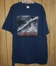 The Perfect Storm Movie T Shirt 2000 George Clooney - $49.99