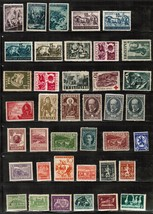 BULGARIA  Collection of used and unused stamps DL-133 - $1.97