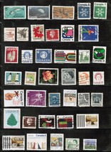 CANADA  Collection of mostly used stamps DL-138 - $0.98