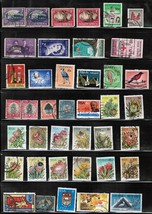 SOUTH AFRICA---LOT of USED & UNUSED DL-129 - $1.97