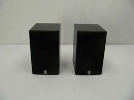 YAMAHA NS-AP2800BLF Black (2) Speakers Pair - $69.95