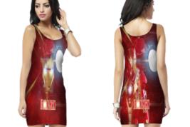 iron man 6 Bodycon Dress - $25.99+
