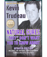 Natural Cures, Kevin Trudeau, HB, DJ, alternative medicine anti pharma CDC - $1.99