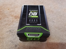 Greenworks GBA80200 PRO 80V 2.0 AH Lithium Ion Battery - $50.00