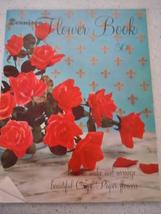 Demmison Flower Insturcton Booklet 1959 - $8.99
