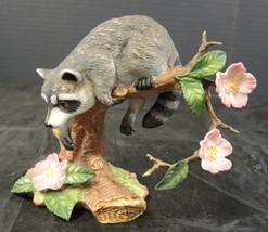 Lenox Woodland Animal Collection * Twilight Mischief Raccoon * Orig Box ... - $10.69