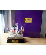 1998 Disney 75 Years of Love and Laughter Figurine  - $85.00