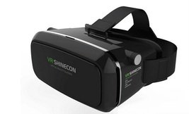 3D Video Glasses for iphone Google Cardboard & Free Remote Gamepad Contr... - €17,12 EUR