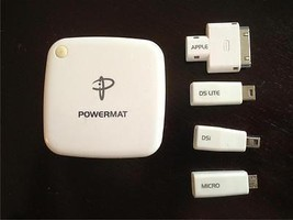 PowerMat Adatpers for iPhone 3G 3GS 4/4S DS Lite DSi & Micro USB - €14,79 EUR