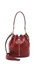 Elizabeth and James Women's Cynnie Mini Bucket Bag, Red Gala, One Size - $246.05