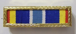 U. S. AIR FORCE EXPEDITIONARY SERVICE RIBBON BAR WITH GOLD FRAME - $2.85