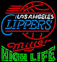 Miller High Life NBA Los Angeles Clippers Neon Sign - $699.00