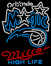 Miller High Life NBA Orlando Magic Neon Sign - $699.00