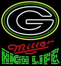 Miller High Life NFL Green Bay Packers Neon Sign - $699.00