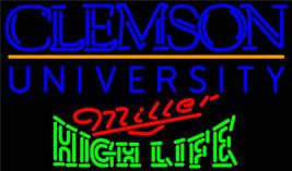 Miller High Life Clemson University Neon Sign - $699.00