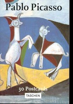 Picasso Postcard Book (Postcardbooks) Pablo Picasso - $11.88