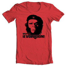 Planet of the Apes Evolucion T-shirt Fee Shipping retro 70's movie cotton tee image 2