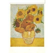 Postal 021856 : Sunflowers - $5.46