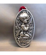 God Answers Knee Mail Pewter Plaque Child  Praying - $4.00