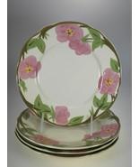 Franciscan Desert Rose Salad Plates Set of 4 BRAND NEW PRODUCTION - $15.85