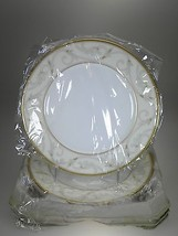 Noritake Marteza Salad Plates Set of 4 NEW WITH... - $42.97