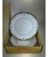 Noritake Park Suite Salad Plate Set of 4 NEW IN BOX - $21.00