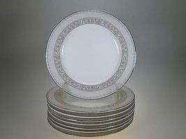 Noritake Castine Bread & Butter Plates or Desse... - $28.01