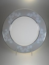 Castleton China Lace Dinner Plate MADE IN USA - $11.26