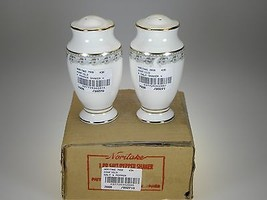 Noritake Ashfield Salt & Pepper NEW IN BOX - $23.33