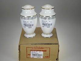 Noritake Ashfield Salt & Pepper NEW IN BOX - $31.02 CAD