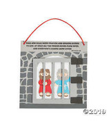 Paul & Silas in Prison Craft Kit - $10.36