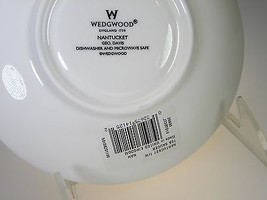 Wedgwood Nantucket Tea Saucer NEW NEVER USED Made in England image 2