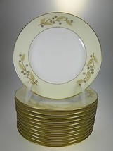 Franciscan Acacia Bread & Butter Plates or Dessert Plates Set of 12 - $62.32