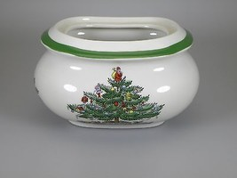 Spode Christmas Tree Covered sugar Base Only NO LID - $12.82