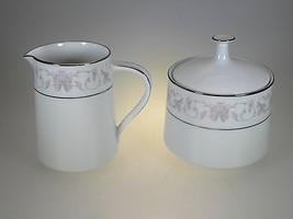 Noritake Harwyn Creamer & Sugar Set - $19.31
