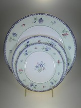 Wedgwood Meadow Field Dinner Plate, Salad Plate And Bread & Butter Plate - $27.67
