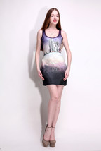 Summer Autumn One-Piece Mini Skirt Bodycon Stretchy Women Dress - $18.99