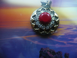 Paranormal Powers Of The Wish Granting Bahai Djinn Pendent W/ Free Charger Chain - $275.00
