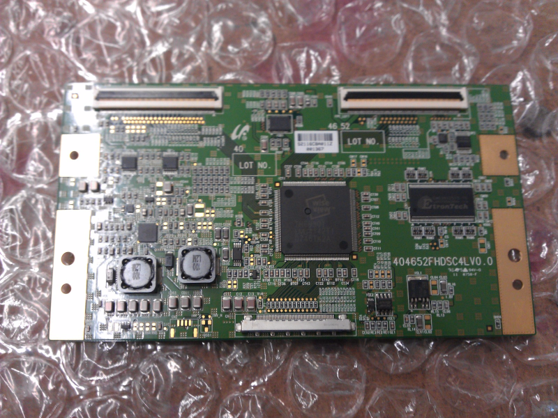 LJ94-02116C T Con Board From Samsung LNT4665FX/XAA LCD TV