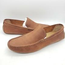 COLE HAAN Somerset Venetian II 2 Leather Loafer Shoes Brown C11401 Men's... - $44.50